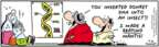 Comic Strip Bob Thaves Tom Thaves  Frank and Ernest 2007-09-21 biologist