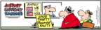Comic Strip Bob Thaves Tom Thaves  Frank and Ernest 2007-10-15 currency