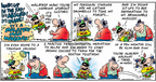 Comic Strip Bob Thaves Tom Thaves  Frank and Ernest 2007-11-11 personal