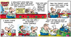 Comic Strip Bob Thaves Tom Thaves  Frank and Ernest 2007-12-02 forget