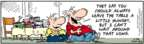Comic Strip Bob Thaves Tom Thaves  Frank and Ernest 2008-05-26 long wait