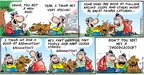 Comic Strip Bob Thaves Tom Thaves  Frank and Ernest 2008-07-06 mixture