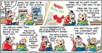 Comic Strip Bob Thaves Tom Thaves  Frank and Ernest 2008-08-03 summer