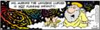 Comic Strip Bob Thaves Tom Thaves  Frank and Ernest 2008-09-13 mathematical