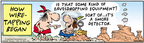 Comic Strip Bob Thaves Tom Thaves  Frank and Ernest 2006-07-03 telephone