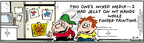 Comic Strip Bob Thaves Tom Thaves  Frank and Ernest 2006-08-14 paint