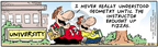 Comic Strip Bob Thaves Tom Thaves  Frank and Ernest 2006-08-25 math teacher