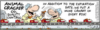 Comic Strip Bob Thaves Tom Thaves  Frank and Ernest 2006-10-12 indicator