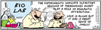 Comic Strip Bob Thaves Tom Thaves  Frank and Ernest 2006-10-17 biologist