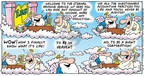 Comic Strip Bob Thaves Tom Thaves  Frank and Ernest 2006-03-05 taxpayer