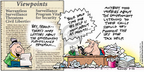 Comic Strip Bob Thaves Tom Thaves  Frank and Ernest 2006-03-26 taxpayer