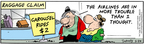 Comic Strip Bob Thaves Tom Thaves  Frank and Ernest 2006-05-24 baggage claim