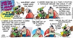 Comic Strip Bob Thaves Tom Thaves  Frank and Ernest 2006-05-28 global
