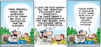 Comic Strip Bob Thaves Tom Thaves  Frank and Ernest 2006-09-17 playoff