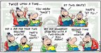 Comic Strip Bob Thaves Tom Thaves  Frank and Ernest 2007-03-04 currency