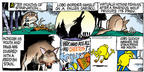 Comic Strip Mike Peters  Mother Goose and Grimm 2003-06-01 forest