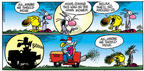 Comic Strip Mike Peters  Mother Goose and Grimm 2003-07-06 gardening