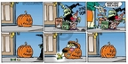 Comic Strip Mike Peters  Mother Goose and Grimm 2004-10-31 dong