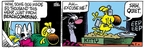Comic Strip Mike Peters  Mother Goose and Grimm 2006-01-12 quiet