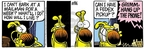 Comic Strip Mike Peters  Mother Goose and Grimm 2006-04-18 telephone