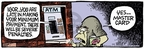 Comic Strip Mike Peters  Mother Goose and Grimm 2006-09-29 automatic teller machine