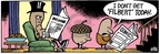 Comic Strip Mike Peters  Mother Goose and Grimm 2007-02-06 acorn