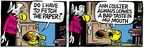 Comic Strip Mike Peters  Mother Goose and Grimm 2007-04-04 columnist