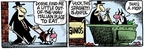 Comic Strip Mike Peters  Mother Goose and Grimm 2007-08-25 Italian food