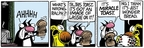 Comic Strip Mike Peters  Mother Goose and Grimm 2007-10-01 dog movie