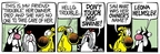 Comic Strip Mike Peters  Mother Goose and Grimm 2007-10-22 Leona
