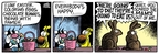Comic Strip Mike Peters  Mother Goose and Grimm 2008-03-18 quiet