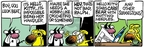 Comic Strip Mike Peters  Mother Goose and Grimm 2008-04-12 bad boy