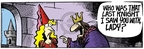 Comic Strip Mike Peters  Mother Goose and Grimm 2008-07-02 medieval