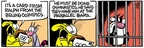 Comic Strip Mike Peters  Mother Goose and Grimm 2008-08-16 summer