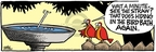 Comic Strip Mike Peters  Mother Goose and Grimm 2008-09-11 bird bath
