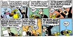 Comic Strip Mike Peters  Mother Goose and Grimm 2008-12-14 freedom of the press