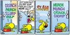 Comic Strip Mike Peters  Mother Goose and Grimm 2009-01-04 pet food