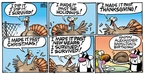 Comic Strip Mike Peters  Mother Goose and Grimm 2009-01-11 past