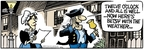 Comic Strip Mike Peters  Mother Goose and Grimm 2009-04-24 news media