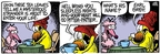 Comic Strip Mike Peters  Mother Goose and Grimm 2009-06-12 divination