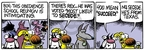 Comic Strip Mike Peters  Mother Goose and Grimm 2009-06-27 timid