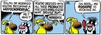 Comic Strip Mike Peters  Mother Goose and Grimm 2009-07-24 prescription