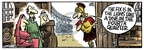 Comic Strip Mike Peters  Mother Goose and Grimm 2009-08-15 fix