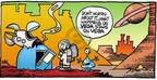 Comic Strip Mike Peters  Mother Goose and Grimm 2009-08-23 extraterrestrial