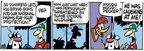 Comic Strip Mike Peters  Mother Goose and Grimm 2009-09-04 amendment