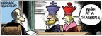 Comic Strip Mike Peters  Mother Goose and Grimm 2009-09-26 marriage counselor