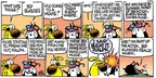 Comic Strip Mike Peters  Mother Goose and Grimm 2009-09-27 3-D glasses