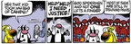 Comic Strip Mike Peters  Mother Goose and Grimm 2009-10-31 justice