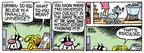 Comic Strip Mike Peters  Mother Goose and Grimm 2009-11-09 science