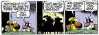 Comic Strip Mike Peters  Mother Goose and Grimm 2010-01-09 horror